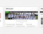 RTB Faustball Website in neuem Gewand