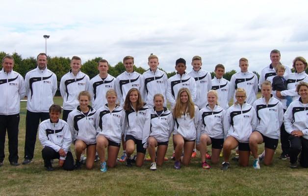 Erfolgreicher U16 Länderpokal 2013