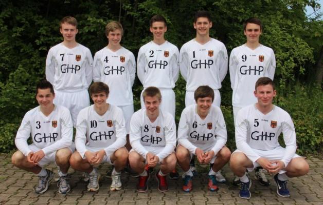 Auf dem Weg nach Brasilien – U18 Nationalteam zu Gast in Solingen