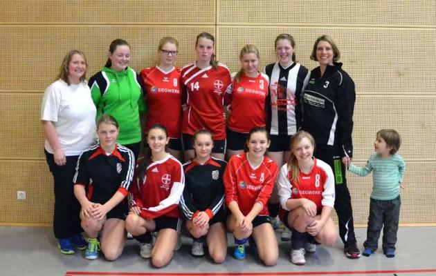 1. Kaderlehrgang der weiblichen U16 in Leichlingen