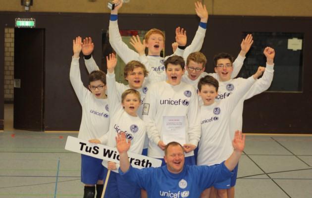 Wickrath gewinnt NDM der männlichen U14