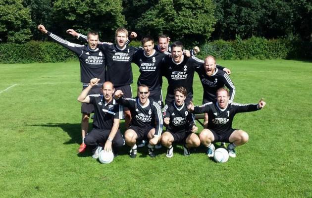 Männer des TV Voerde qualifizieren sich für die Deutsche Meisterschaft