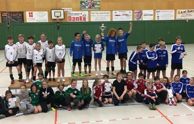 Ergebnisse der Endrunde der Jugend U12