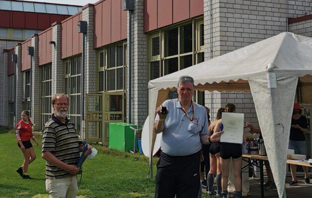 DTB-Ehrennadel für Wolfgang von Neuß