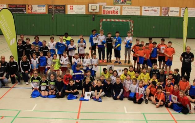 Stadtwerke Solingen Grundschul-Stadtmeisterschaft mit neuem Teilnahmerekord