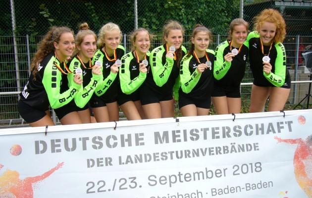 Überragende Niedersachsen gewinnen souverän den Deutschland-Pokal